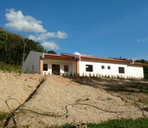 Construção da Casa Lazáro no Recanto Irati-PR