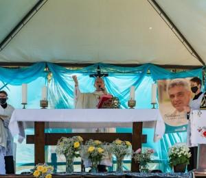 Santa Missa marca comemorações do aniversário do Recanto Guarapuava
