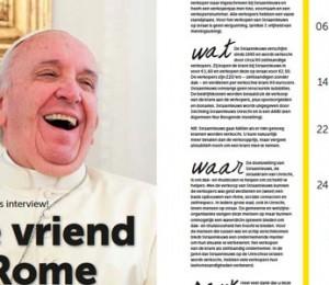 Papa fala sobre tesouros da Igreja, pobres e infância
