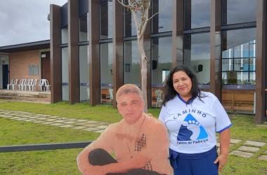 Nota de Pesar: Vera Ventura Rodrigues embaixadora do Caminho Passos do Padre Léo