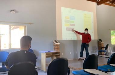 Filhos de Bethânia participam de oficinas de empreendedorismo