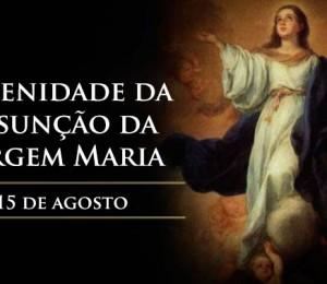 Igreja Católica celebra neste sábado a Assunção de Maria