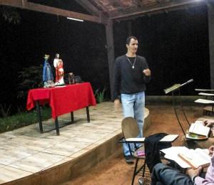 Recanto Uberlândia-MG realiza um novo encontro do Seminário de Vida no Espírito Santo.