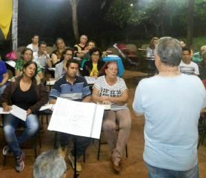 Recanto Uberlândia-MG realiza o primeiro Seminário de Vida no Espírito Santo.