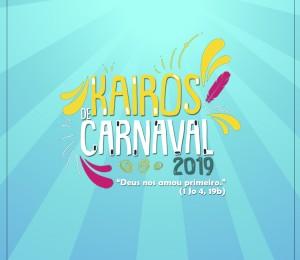 Comunidade Bethânia promove Kairós de Carnaval em São João Batista (SC)