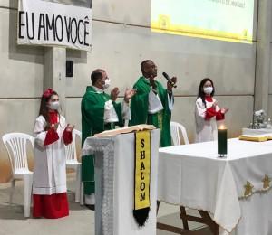 Comunidade Bethânia sedia Santa Missa em Ações de Graças pela missão do Movimento de Irmãos