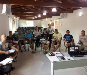 Acolhidos de Bethânia participam de programa de reinserção social
