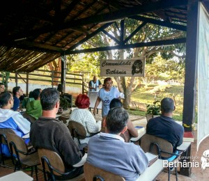 Catequese Adulta para filhos e filhas do Recanto Uberlândia-MG