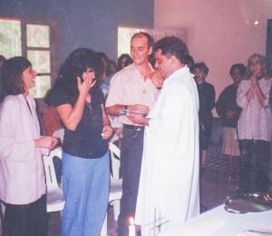 Margarida e Diácono Ideraldo completam 24 anos de vida consagrada à Bethânia