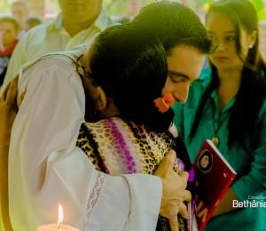 Aconteceu hoje dia 02/02 Santa Missa de Envio dos Aspirantes e Vocacionados 2016.