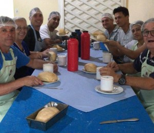 Nova turma de Panificação Básica inicia, no Recanto São João Batista