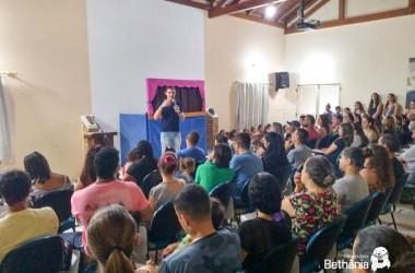 Encerramento do ano letivo no CEJU apresenta novo projeto para 2019