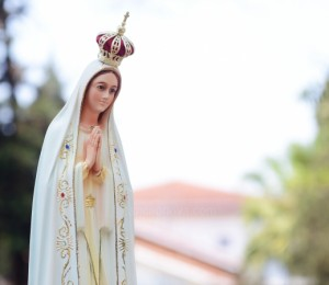 Por que chamamos a Virgem Maria de Nossa Senhora?