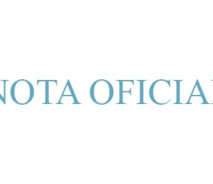 Nota Oficial - Fernando Herrera