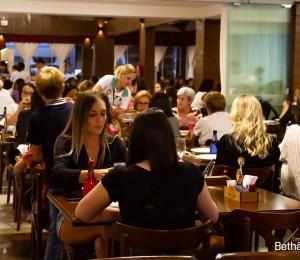 Mantoanelli Pizzaria e Eventos promove Rodízio Solidário