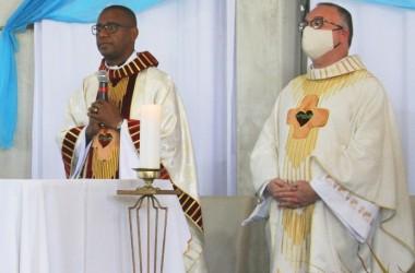 Padre Léo, Pe. Vicente e Pe. Lúcio celebram aniversário de ordenação sacerdotal