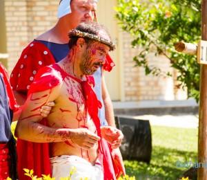 Semana Santa em Bethânia