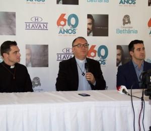 Comunidade Bethânia apresenta show com Padre Fábio de Melo, em São João Batista