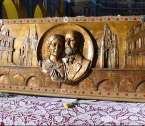 Relíquias dos pais de Santa Teresinha do Menino Jesus estarão no Sínodo da Família