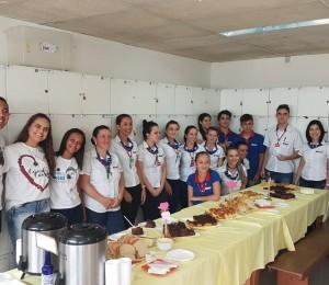 Comunidade Bethânia realiza café em agradecimento ao grupo Koch