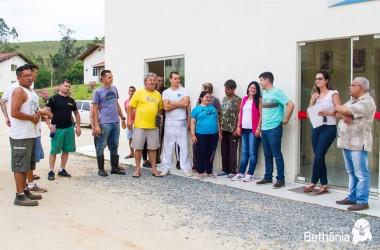 Biblioteca Bethânia é inaugurada, no recanto São João Batista