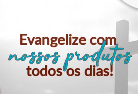 Produtos do Padre Léo para presentear e evangelizar