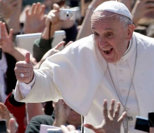 397 mil voluntários devem trabalhar na visita do Papa ao México