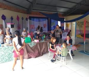 Alunos do Ceju participam da 2ª Feira JEPP