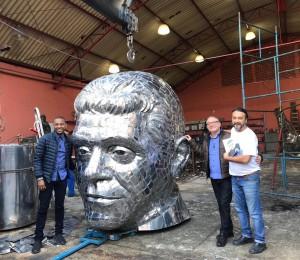 Cachoeira Paulista (SP) homenageia Padre Léo com mirante e estátua