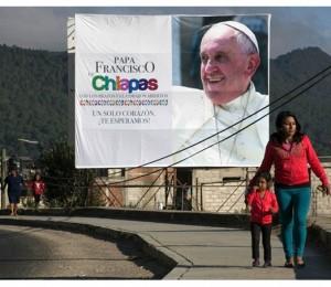 Missa com Papa em Chiapas terá paramentos com simbologia cristã indígena