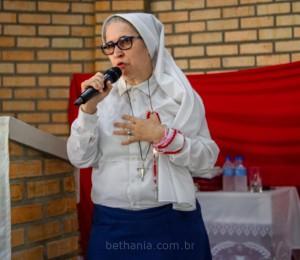 Público prestigia Kairós Curados pela Fé no Recanto São João Batista (SC)