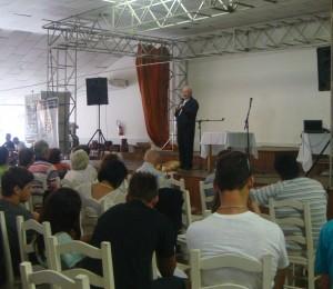 Comunidade Bethânia participa de Encontro da Dimensão Social promovido pela Arquidiocese de Florianópolis