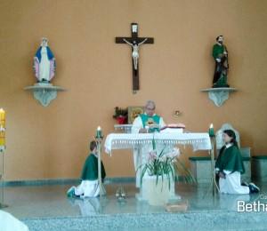 Padre Djalmo visita Comunidades que pertencem ao Recanto Irati-PR