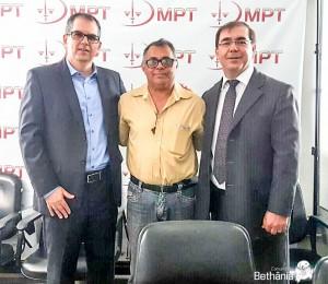 Recanto Uberlândia-MG, é agraciado com uma verba do Ministério Público do Trabalho.