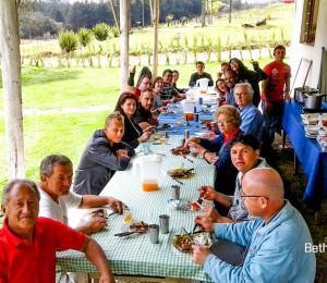 Recanto Irati-PR comemora aniversário do consagrado Dimas