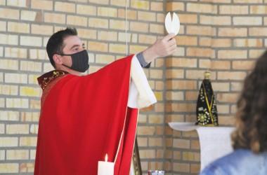 Santa Missa será aberta ao público nesta quinta-feira em SJB