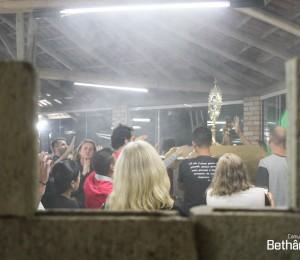 Comunidade Bethânia promove Cerco de Jericó em São João Batista