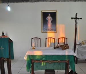 Aconteceu no Recanto Curitiba/PR a Primeira Eucaristia de alguns dos filhos Bethânia