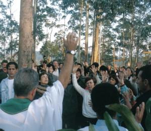 Comunidade Bethânia celebra 25 anos de Amor Acolhedor