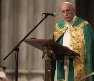 Após discurso histórico no Congresso dos EUA, Papa chega a Nova York