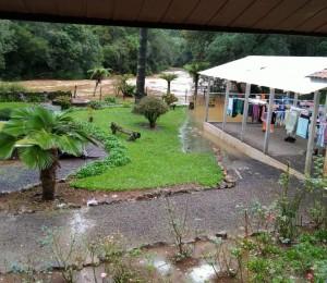 Nota oficial – Chuvas em Guarapuava (PR)