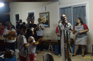 Recanto Itaperuna recebe encontro formativo dos Grupos de Oração da RCC
