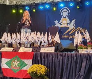 Mães que Oram pelos filhos de Santa Catarina realizam o II Encontro Estadual em Bethânia