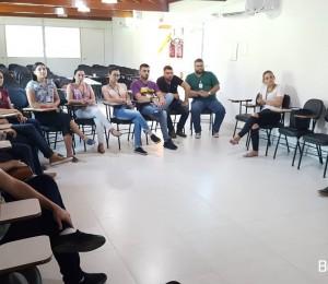 Encontro aborda prevenção ao uso de drogas e suicídio entre os jovens