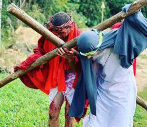 Comunidade Bethânia vive intensamente a Semana Santa