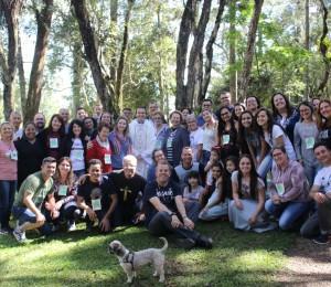 Recanto Curitiba realiza 1º retiro geral da Comunidade Aliança de Bethânia
