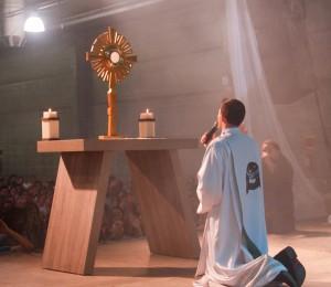 Retiro Vinde e Vede contou com Padre Elinton Costa, da Comunidade Bethânia