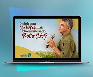 Ebook Gratuito: Onde ir para conhecer mais sobre a história do Padre Léo?