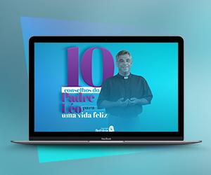 Ebook Grátis: confira conselhos do Padre Léo
